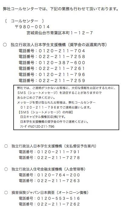 日立キャピタル債権回収株式会社